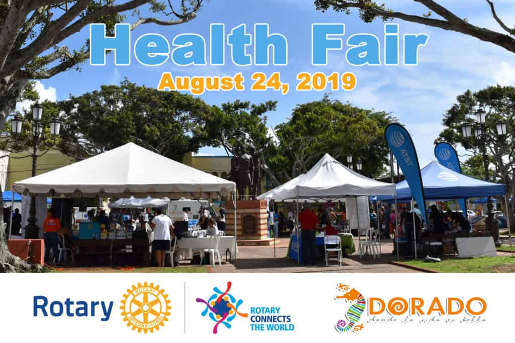 Health Fair cover photo for web entry